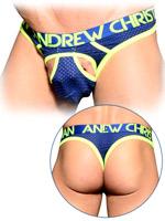 Andrew Christian - Sports Mesh Air Thong