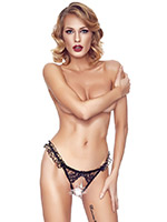 Daphnis String ouvert from Anais Lingerie
