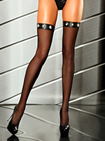 Lolitta - Hold-Ups Stockings Passionate Stocking