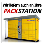 Poppers an Packstation